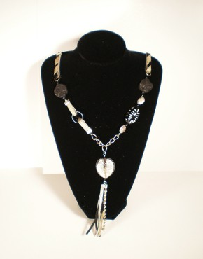 Ketting Nature Zilver